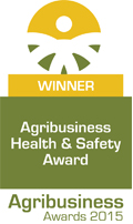 Agribusiness Health and Safety Award Winner
